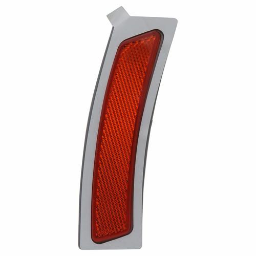 For BMW 420i /428i /430i / 435i / 440i Side Marker Light Assembly 2014 15 16 17 18 2019 Driver Side Front CAPA Certified For BM2550102 | 63 14 7 295 541 (CLX-M0-18-6172-00-9-CL360A57)