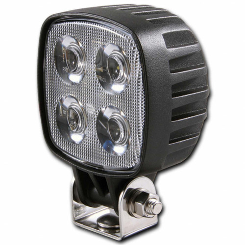 ANZO Off Road Spot Light High Power LED - 3inX 3in | (TLX-anz881031-CL360A70)
