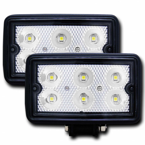 ANZO Fog Light High Power LED - 3in x 5in   (TLX-anz881001-CL360A70)