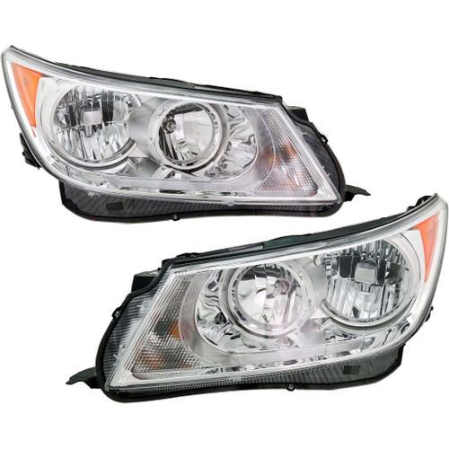 For Buick Lacrosse Headlight 2010 11 12 2013 Passenger Side | Halogen Type For GM2503335 | 20941382