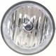 For Toyota Sequoia Fog Light 2008-2017 R=L Single Piece w/ Bulbs CAPA Certified TO2592117 | 81210-AA030
