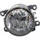 CarLights360: For 2007 2008 MITSUBISHI ECLIPSE Fog Light Assembly R=L Single Piece w/Bulbs - Replacement for MI2590100