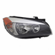 For BMW X1 Headlight Assembly 2013 2014 15 Driver Side Halogen Type For BM2518151   63 11 7 290 237