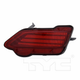 For Toyota RAV4 Rear Reflector 2013 2014 2015 CAPA Certified (CLX-M0-17-0916-00-9-CL360A55-PARENT1)
