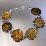 Mix Amber Bracelet 1494