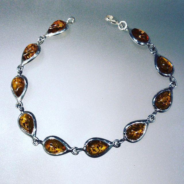 Amber Bracelet 1442