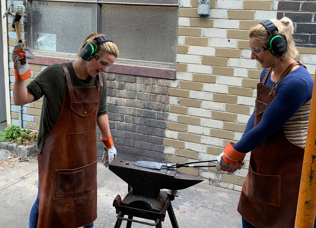 Hands-on Blacksmithing Experience in Sydney