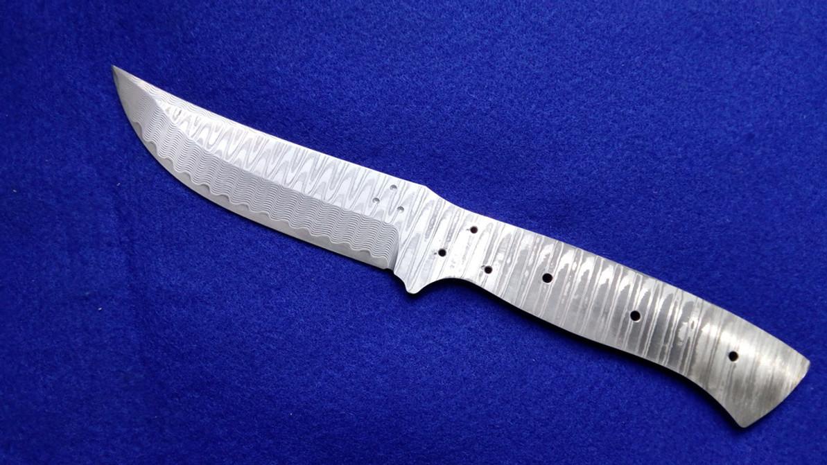 Von Gruff Knives - Damascus Blades from New Zealand