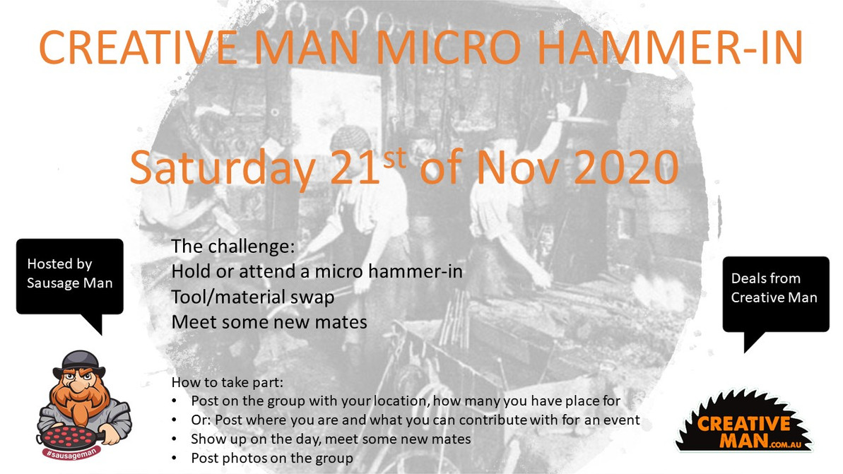 Next Challenge: Micro Hammer-in!