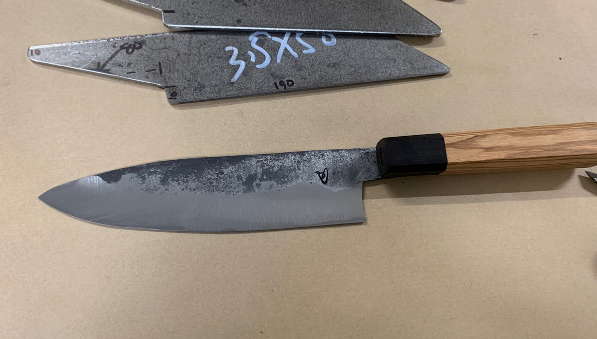 Blacksmith Workshop: Making a Chef Knife in a day (Sydney)
