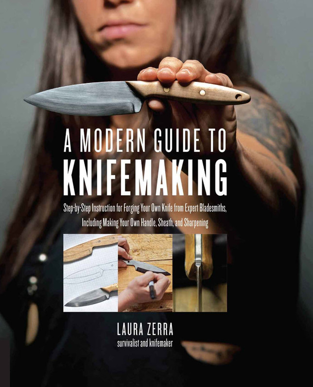Good Books for getting into knife making?