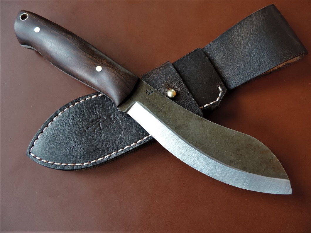 Nessmuk Kit by Derek W with top-draw sheath