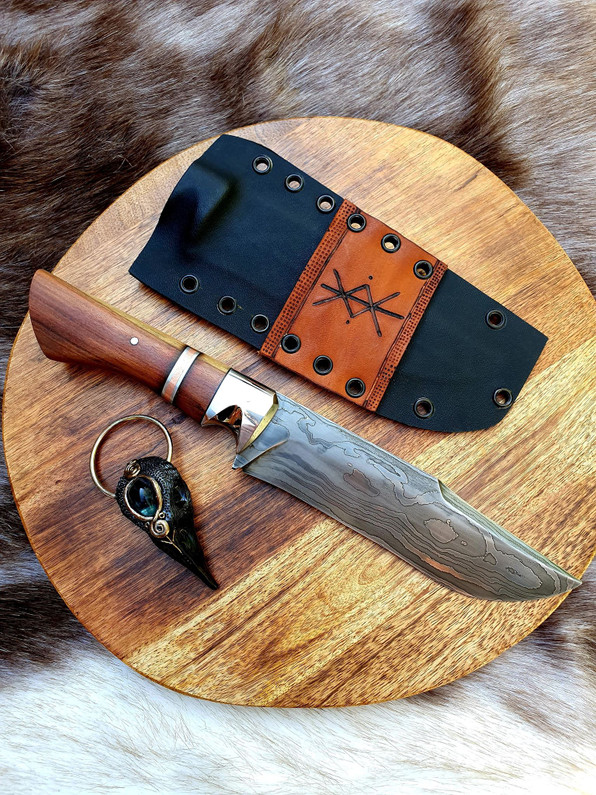 Valhalla Blades: Nordic inspired, hand made knives