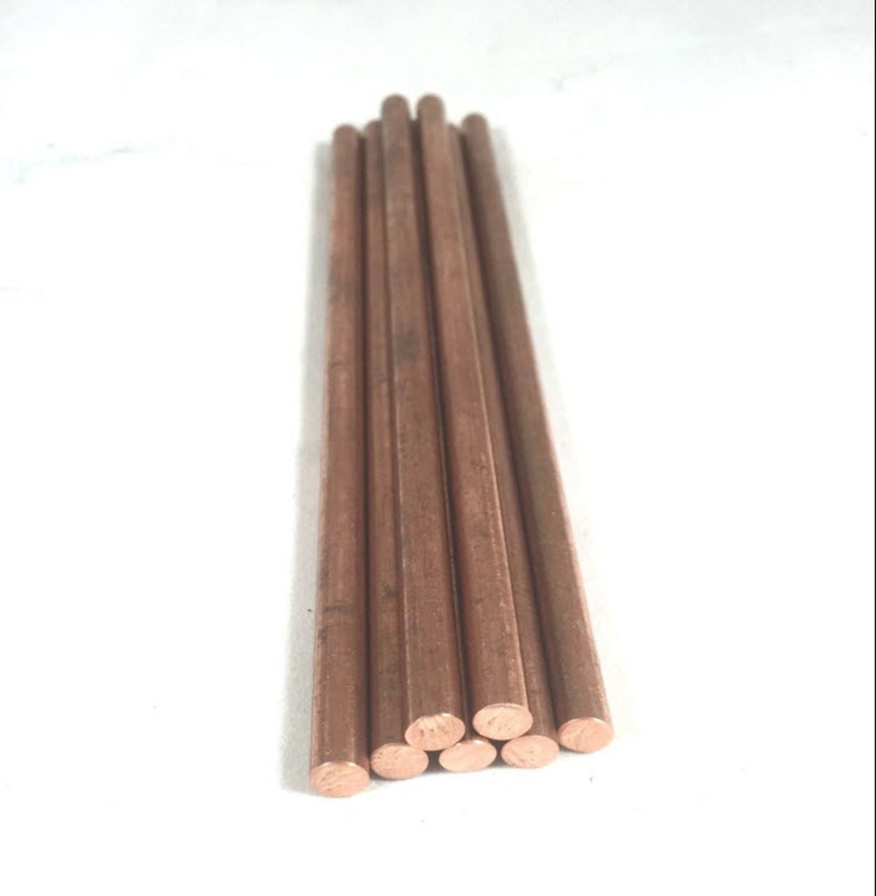 Copper pin for handles, 1/8