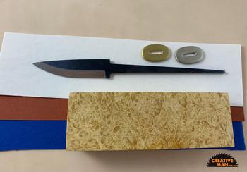 Brisa Farmer Knife Making Kit