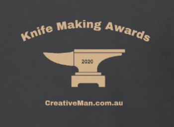 Knife Making Awards 2020 T-Shirt (Pre-order)