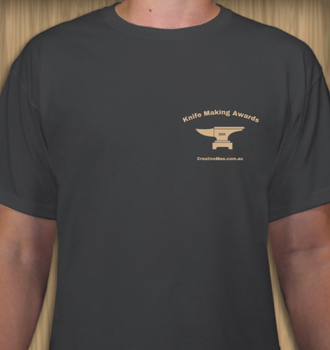Knife Making Awards 2020 T-Shirt