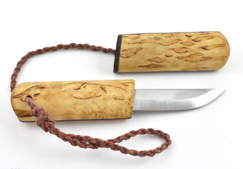 Erepuu Curly Birch Pocket Knife
