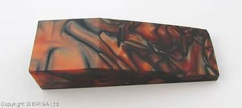 Acrylic Handle Block, Lava
