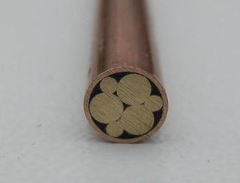 Mosaic Pin 511, 5 mm