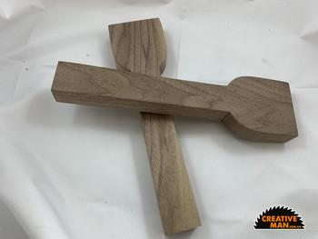 Spoon Carving Blank, Large (Black Walnut wood)