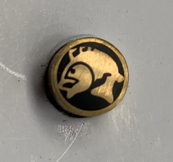 Mosaic Pin, 8 mm, FISH