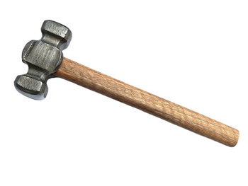 Rounding Hammer, 2.5 LBS, Plane Old Iron