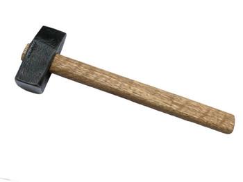 Straight Peen Hammer, 2.2 LBS, Plane Old Iron