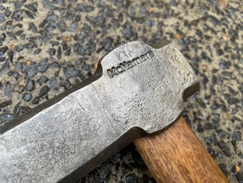 Dog Head Hammer, 3.5 LBS, Plane Old Iron