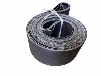 """Aluminum Oxide Belts, 2 x 72"""" (180 grit), 5-pack"""