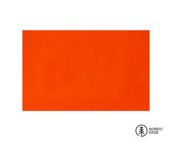 G10 Orange Spacer Sheet 1 x 120 x 240 mm