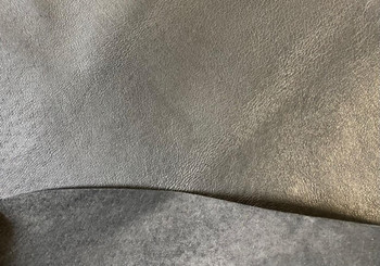 Pig Skin Lining Leather for Sheaths (large), Black