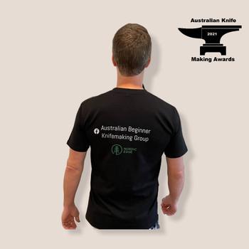 T-shirt Australian Knife Making Awards 2021