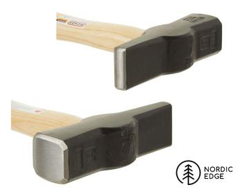 Swedish Style Blacksmith Hammer, 1000 gr (2.2 lbs)