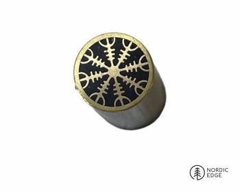 Mosaic Pin, 8 mm, HELM OF AWE