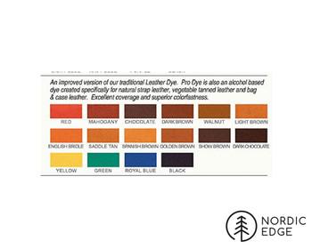 Fiebing's Pro Leather Dye, 4oz