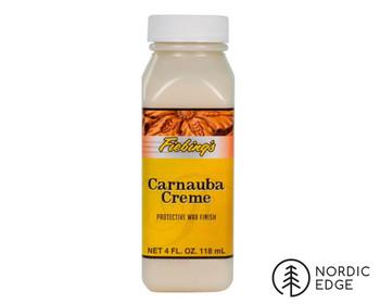 Fiebing's Carnauba Creme, Leather conditioner, 4oz