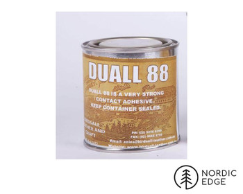 Leather Adhesive, Duall 88, 250 ml