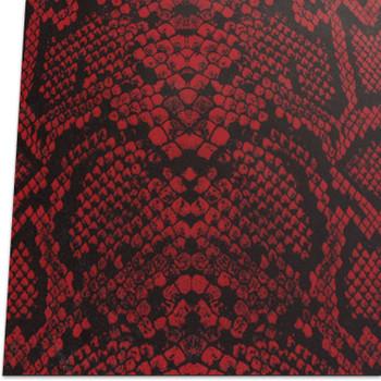 Kydex for sheaths,Snake Skin Blood Rattler 2 mm