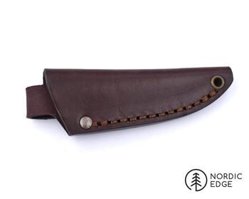Sheath Necker, Leather
