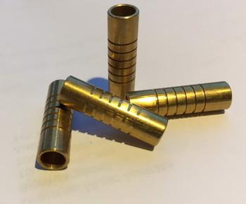 """Lanyard Tube, Brass 1/4"""""""