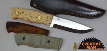 Shown in optional EnZo Trapper Kit (this item is the blade only)