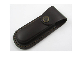 Folder Sheath 100 mm, Leather