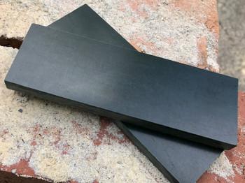 Green Linen Micarta Handle Scales x 2 (8 mm)