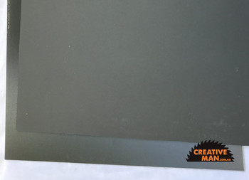 Kydex for sheaths, Storm Grey 2 mm