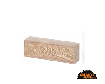 Juma Ivory Snake, Handle Block
