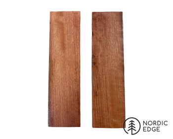 River Red Gum Handle Scales x 2