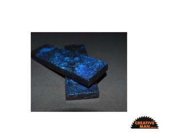 Acrylic Chryscolla Handle Scales