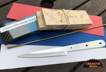 Steak Blade 100 Kit, Stainless Steel