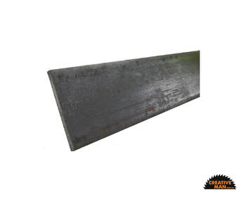 Carbon Knife Steel 1084, 3.5 x 50 x 1000 mm